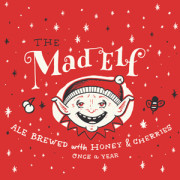Troeg's Mad Elf 2015 beer Label Full Size
