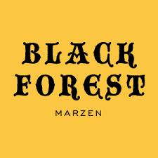 Blind Owl Black Forest Marzen beer Label Full Size