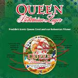 Queen Bohemian Lager Beer