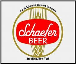 Schaefer beer Label Full Size