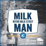 Confluence Milk Man Milk Stout Nitro beer