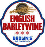 Brown's English Barley Wine beer