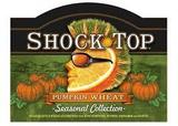 Shock Top Pumpkin Wheat beer