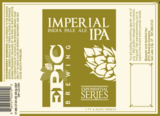 Epic Imperial IPA beer