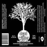 Big Elm Dead of Winter beer