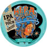 Magic Hat IPA On Tour beer