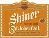 Shiner Oktoberfest Beer