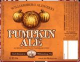 Alewerks Pumpkin Ale beer