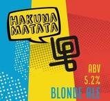 No Worries - Hakuna Matata beer
