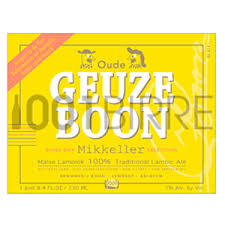 Mikkeller Boon Oude Geuze beer Label Full Size