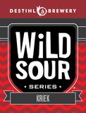 Destihl Wild Sour Series: Kriek beer