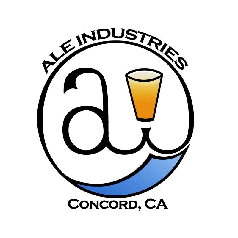Ale Industries East Bay IPA beer Label Full Size