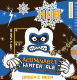 Hopworks Abominable Winter Ale Nitro beer
