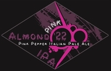 Almond 22 Pink IPA Beer