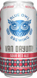 Blue Owl Van Dayum Beer