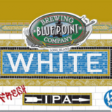 Blue Point White IPA beer