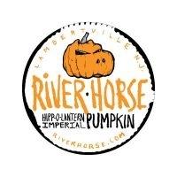 River Horse Hipp-O-Lantern Imperial Pumpkin Ale Bourbon Barrel With Vanilla Beer
