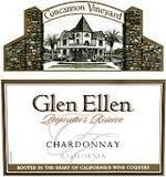 Glen Ellen Chardonnay wine