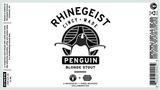 Rhinegeist Penguin beer