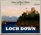 Arcadia Loch Down Beer