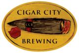 Cigar City Jai Alai IPA With Peach beer