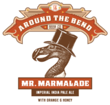 Around the Bend Mr. Marmalade Beer