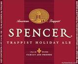 Spencer Trappist Holiday Ale beer
