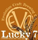 Evolution Lucky 7 Porter beer
