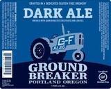 Ground Breaker Dark Ale Beer