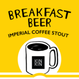Breakfast Beer – Imperial Coffee Stout beer