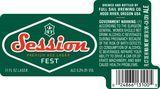 Full Sail Session Fest beer