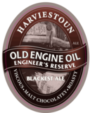Harviestoun Old Engine Oil Engineer's Reserve Beer