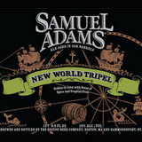 Sam Adams New World Tripel Beer
