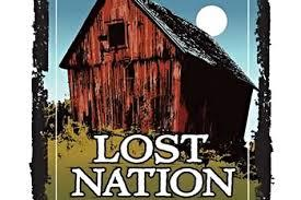 Lost Nation Lost Galaxy IPA beer Label Full Size