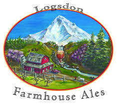 Logsdon Farm The Conversion beer Label Full Size