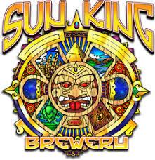 Sun King Velour Soccer Mom beer Label Full Size