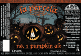 Jolly Pumpkin La Parcela 2010 beer