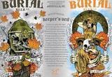Burial Keeper's Veil Honey Saison Beer
