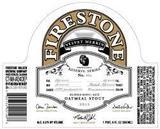 Firestone Velvet Merkin Bourbon Barrel Aged Oatmeal  Stout Beer