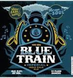 Blue Earl Blue Train beer