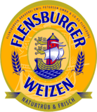 Flensburger Weizen beer