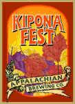 Appalachian Kipona Fest beer