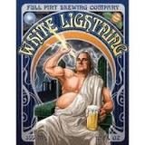 Full Pint White Lightning Beer