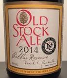 North Coast Old Stock Cellar Reserve 2014 (Aged in Wheat Whiskey Barrels) beer