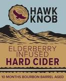 Hawk Knob Elderberry Infused Beer