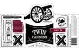 Tin Cannon Twin Cannon Beer