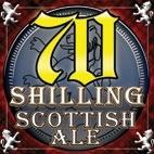 Fisherman's 70 Shilling Scottish Ale beer Label Full Size