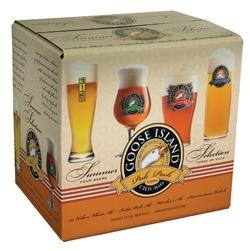 Goose Island Pub Pack beer Label Full Size