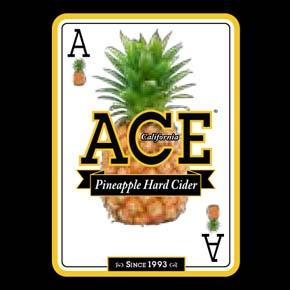 Ace  Pineapple Hard Cider Beer