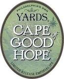 Yards Cape of Good Hope Double IPA Beer
